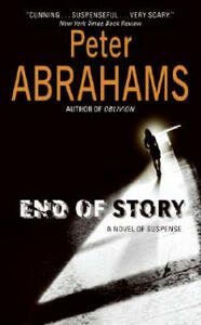 End of Story - Peter Abrahams - cover