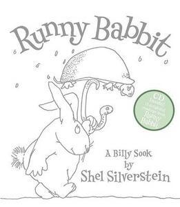 Runny Babbit: A Billy Sook - Shel Silverstein - cover
