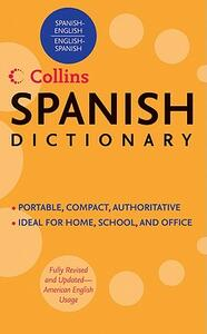 Collins Spanish Dictionary - Harpercollins Publishers - cover