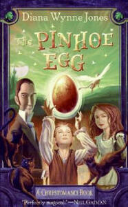 The Pinhoe Egg - Diana Wynne Jones - cover