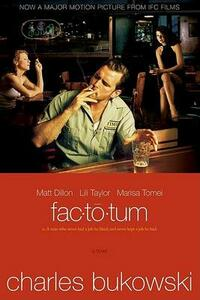 Factotum - Charles Bukowski - cover