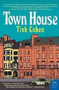 Town House - Tish Cohen - cover