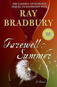Farewell Summer - Ray Bradbury - cover