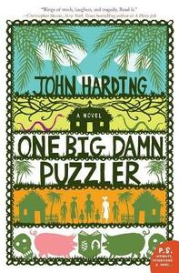 One Big Damn Puzzler - John Harding - cover