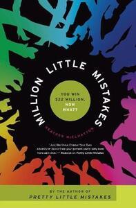Million Little Mistakes - Heather McElhatton - cover