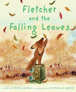 Fletcher and the Falling Leaves - Julia Rawlinson - cover
