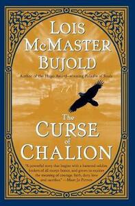 The Curse of Chalion - Lois McMaster Bujold - cover