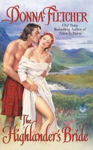 The Highlander's Bride - Donna Fletcher - cover