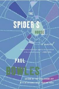 The Spider's House - Paul Bowles - cover