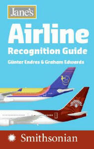 Jane's Airline Recognition Guide - Gunter Endres,Graham Edwards - cover