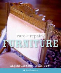 Care & Repair of Furniture - Albert Jackson,David Day - cover