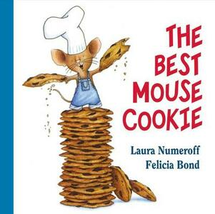 Best Mouse Cookie - Laura Joffe Numeroff - cover