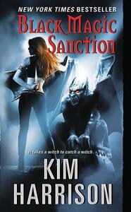 Black Magic Sanction - Kim Harrison - cover