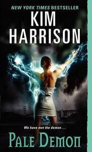 Pale Demon - Kim Harrison - cover