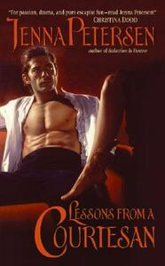 Lessons From a Courtesan - Jenna Petersen - cover
