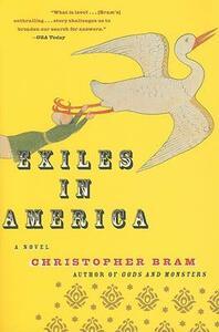 Exiles in America - Christopher Bram - cover