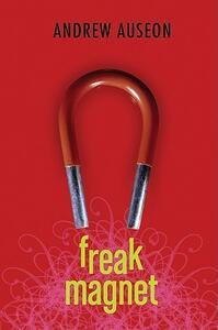 Freak Magnet - Andrew Auseon - cover