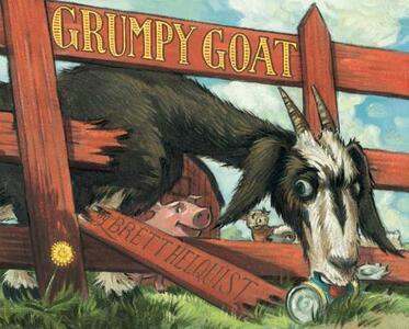 Grumpy Goat - Brett Helquist - cover