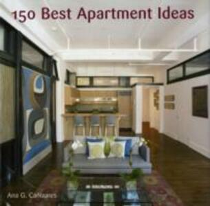 150 Best Apartment Ideas - Ana G. Canizares - cover