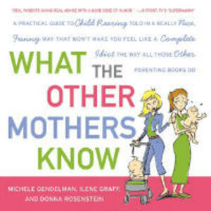 What the Other Mothers Know: A Practical Guide to Child Rearing Told in a Really Nice, Funny Way That Won't Make You Feel Like a Complete Idiot the Way All Those Other Parenting Books Do - Michele Gendelman,Ilene Graff,Donna Rosenstein - cover