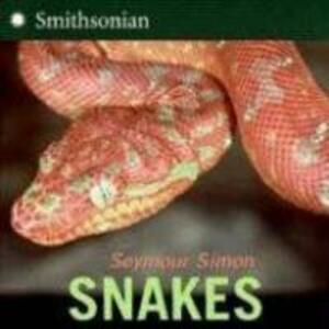 Snakes - Seymour Simon - cover