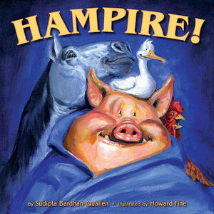 Hampire! - Sudipta Bardhan-Quallen - cover
