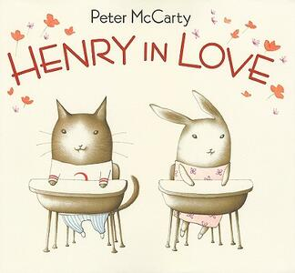Henry in Love - cover