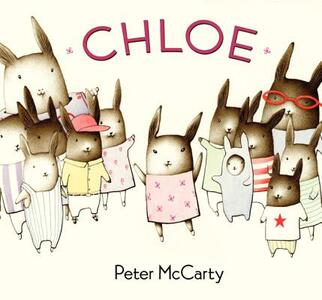Chloe - Peter McCarty - cover