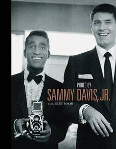 Photo by Sammy Davis, Jr. - Burt Boyar - cover