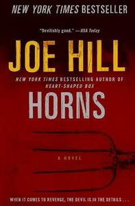 Horns - Joe Hill - cover
