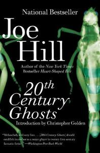 20th Century Ghosts - Joe Hill - cover