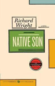 Native Son - Richard Nathaniel Wright - cover