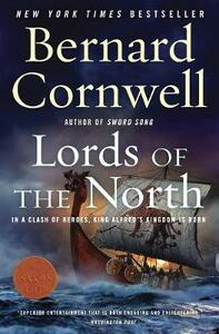 Lords of the North - Bernard Cornwell - cover