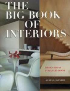 The Big Book of Interiors - Agata Losantos - cover