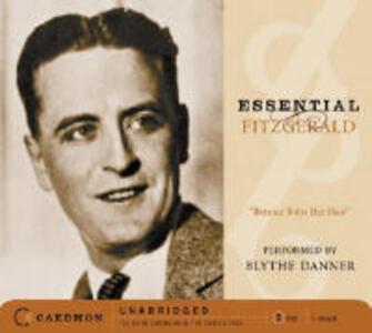 Essential Fitzgerald Unabridged 1/60 - Scott F Fitzgerald - cover