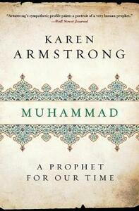 Muhammad: A Prophet for Our Time - Karen Armstrong - cover