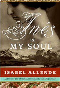 Ines of My Soul - Isabel Allende - cover