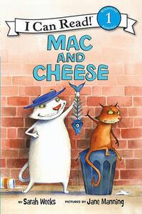 Mac and Cheese - Sarah Weeks - cover