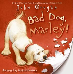 Bad Dog, Marley! - John Grogan - cover