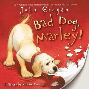 Bad Dog, Marley! - Richard Cowdrey,John Grogan - cover