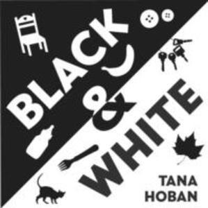 Black & White - Tana Hoban - cover