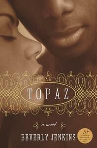 Topaz - Beverly Jenkins - cover