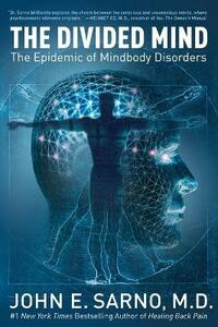The Divided Mind: The Epidemic of Mindbody Disorders - John E Sarno - cover