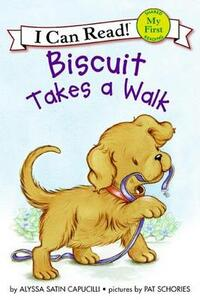 Biscuit Takes a Walk - Alyssa Satin Capucilli,Pat Schories - cover