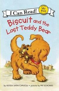 Biscuit and the Lost Teddy Bear - Alyssa Satin Capucilli - cover