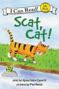 Scat Cat! - Alyssa Satin Capucilli - cover