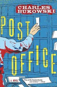 Post Office - Charles Bukowski - cover