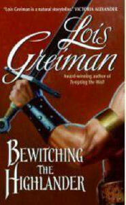 Bewitching the Highlander - Lois Greiman - cover