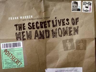 The Secret Lives of Men and Women: A Postsecret Book - Frank Warren - cover