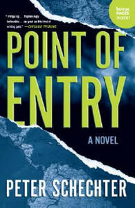 Point of Entry - Peter Schechter - cover